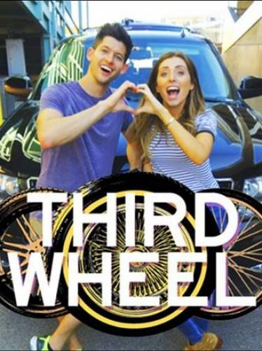 Image result for third wheel show poster