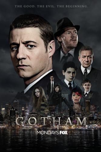 Gotham tv series season 2 / Imdb party down south