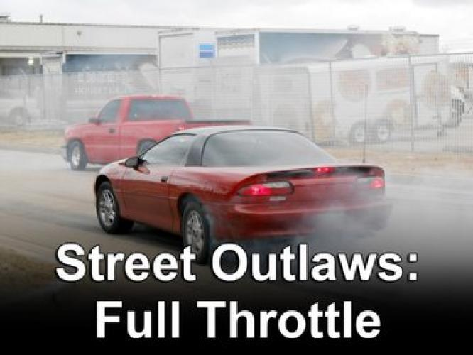 Street Outlaws Episode Guide
